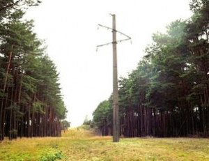 Kuršių nerijos kraštovaizdyje nebeliks elektros oro linijų | Rengėjų nuotr.