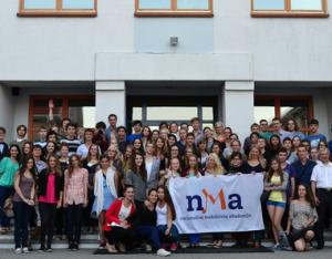 NMA moksleiviai | Rengėjų nuotr.