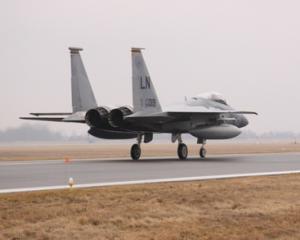 JAV vadovaus NATO oro policijos užduočiai Baltijos šalyse | kam.lt nuotr.