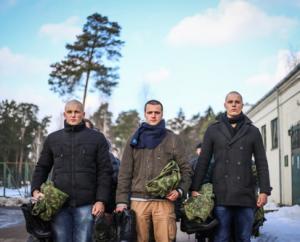 Pratęstas laikas karo prievolininkams pranešti Lietuvos kariuomenei apie savo išvykimą | kam.lt, I Budzeikaitės nuotr.