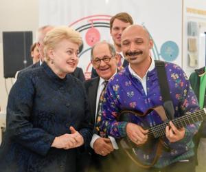 Prezidentė kviečia rinktis Lietuvą | R. Dačkaus nuotr.