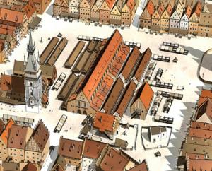 Trakuose vyks išskirtinė multimedijos paroda apie Krokuvos istoriją | Rengėjų nuotr.