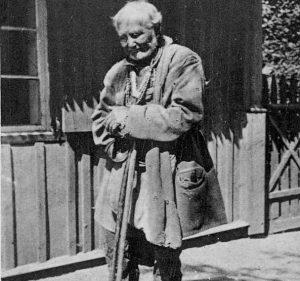 Elgeta. Šiauliai. 1915–1916 m. | Asmeninio P. Kaminsko archyvo nuotr.