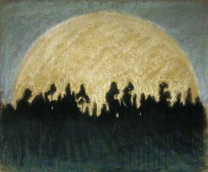 M. K. Čiurlionis. Saulė. 2007 m. | Rengėjų nuotr.