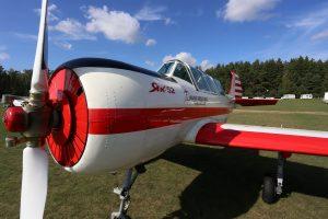 Yak - 52 | Alkas.lt, A. Sartanavičiaus nuotr.