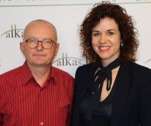 Audrys Antanaitis, Rasa Bartninkaitė | Alkas.lt, nuotr.