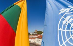 Lietuva ir JT_lrp.lt