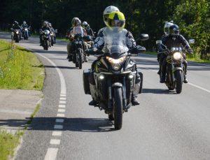 Moto orientacinės varžybos | Šventės rengėjų nuotr.