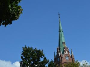 Palangos bažnyčios bokštas | Palanga.lt nuotr.