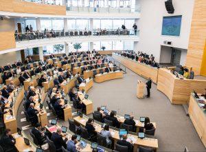 Seimas pradėjo 2017 m. rudens sesiją | lrs.lt nuotr.