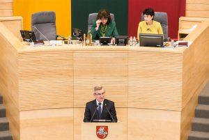 Seimas. 2017m. rudens sesija | lrs.lt nuotr.