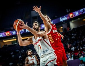 Ispanija-Rusija | Eurobasket 2017 nuotr.