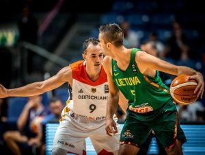 "Lietuva-Vokietija   ""Eurobasket 2017"" nuotr."