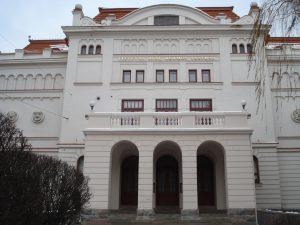 Lietuvos rusų dramos teatras | Wikipedia.org nuotr.