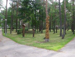 Varėnos parkas | lrv.lt nuotr.