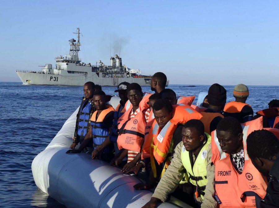 Pabėgėliai iš Afrikos | Wikipedia.org nuotr.