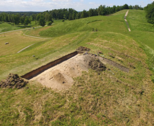 Medvėgalio tyrimai 2017 m.   Varnių regioninio parko nuotr.