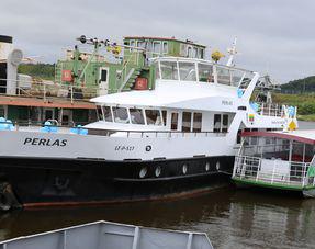 Kauniečiai ieško laivo turistinei laivybai Nemune | Kauno rajono savivaldybės nuotr.
