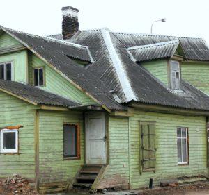 Vilnius, Žvėrynas, Sėlių g. 37. Namas iš šiaurės vakarų | A. Stabrausko nuotr.