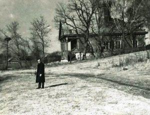 Karališkių Švenčiausios Dievo Motinos Globos Cerkvė. 1957 m. | Kęstučio Rimo asmeninio archyvo nuotrauka