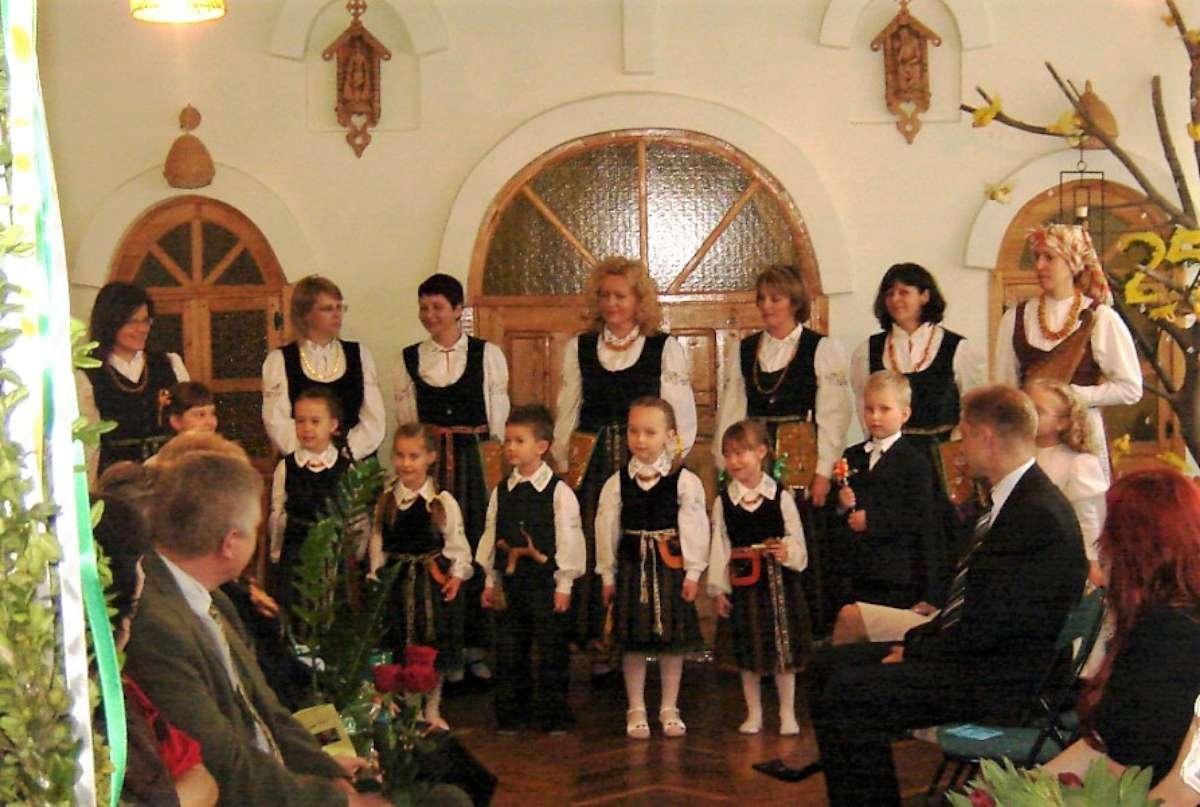 Vakaronė darželyje. 2007 m.   R. Būdinavičienės nuot.