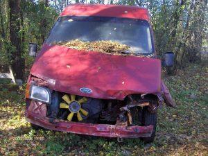 Automobilių atliekos |