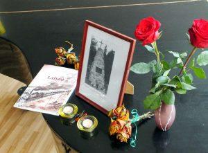 Nuotraukoje paminklas 1944-1953 m. Tverečiaus apylinkėse žuvusių Vytauto apygardos partizanų atminimui | P. Šimkavičiaus nuotr.
