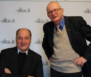 Gediminas Dalinkevičius, Audrys Antanaitis | Alkas.lt, nuotr.