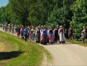 Skelbiamas geriausiai tradicijas puoselėjusios etnografinio regiono seniūnijos konkursas | llbm.lt, R. Žaltausko nuotr.