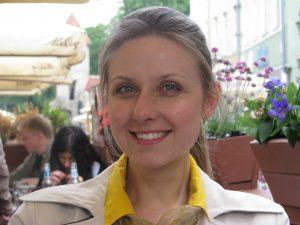 Mokytoja Asta Navickaitė | Asmeninė nuotr.