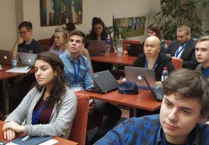 Šiaurės Europos šalių studentų sąjungų atstovų susitikimas | LSS nuotr.