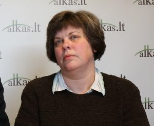 Inga Baranauskienė   Alkas.lt nuotr.
