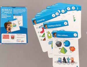 VU mokslininkės sukurta žaidybinė mokymo priemonė plinta užsienio mokyklose | VU nuotr.