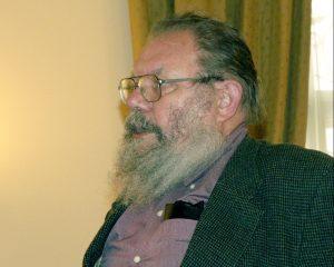 Kazys Almenas (1935-2017) | Wikipedia.org nuotr.