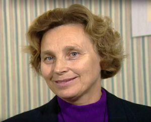 Nijolė Sadūnaitė, 1990 m. | Youtube.com nuotr.