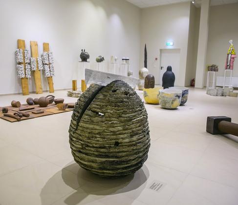 Keramikos paviljonas | Panevėžio miesto dailės galerijos nuotr.