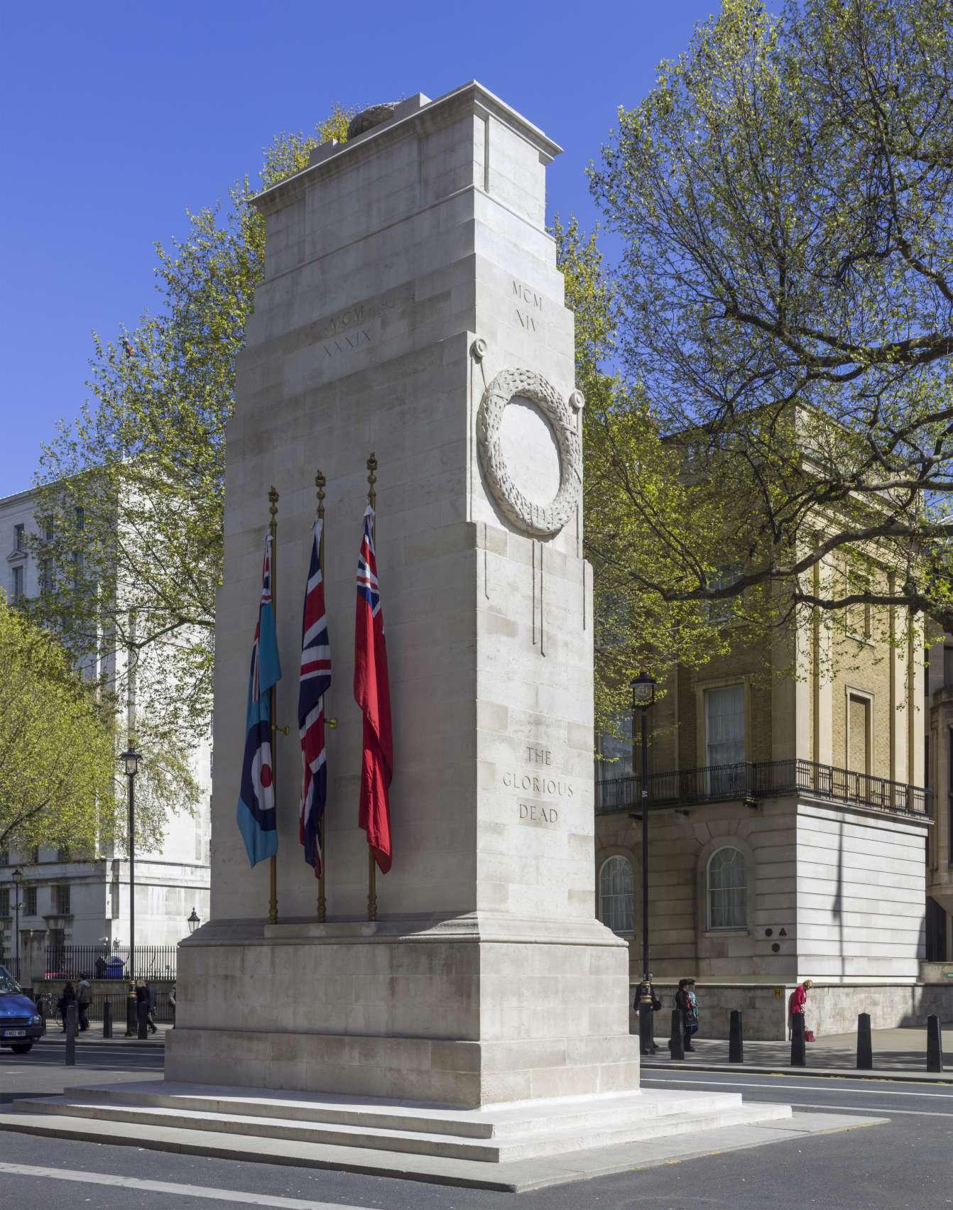 2. Londono kenotafas | Wikipedia.org nuotr.
