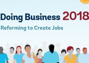 """Doing Business 2018"""