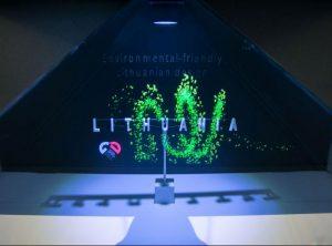 3D vaizdo holografas _am.lt