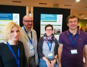 CLARIN-LT komanda-2017-konferencijoje Budapeste_mokslolietuva.lt