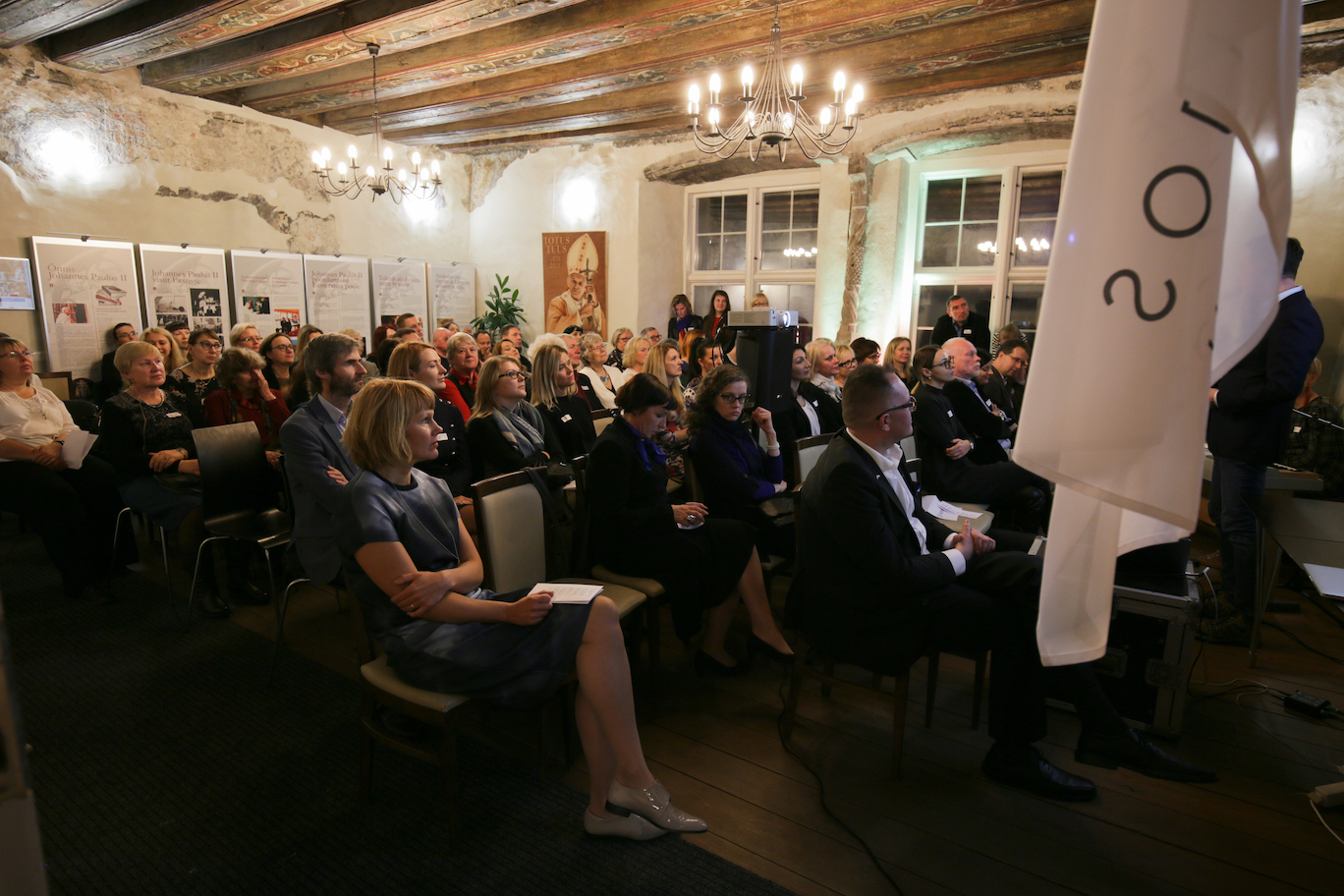 Lietuvos Atkūrimo 100-mečio minėjimas Taline | ELB nuotr.