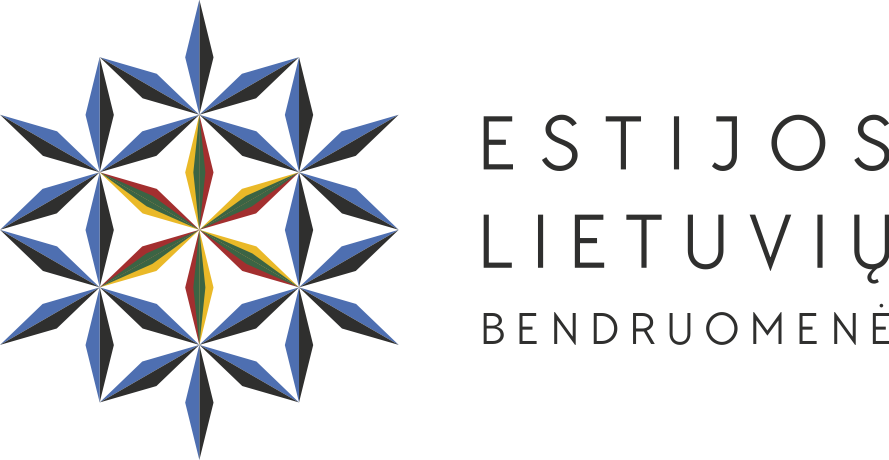 ELB logotipas. Horizontalus | ELB nuotr.