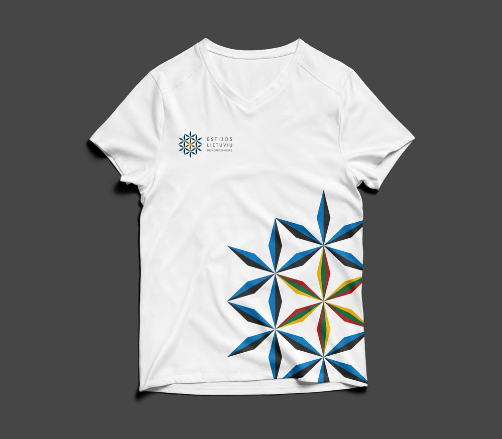 ELB marškinėliai   ELB nuotr.