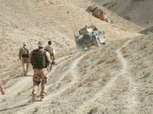 Geologai Afganistane | A. Andriekutės nuotr.