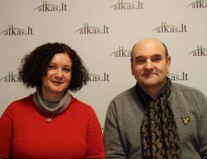 Daiva Mikuckaitė ir Gerimantas Statinis | Alkas.lt nuotr.