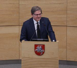 Sergejus Jovaiša | Alkas.lt, A. Sartanavičiaus nuotr.