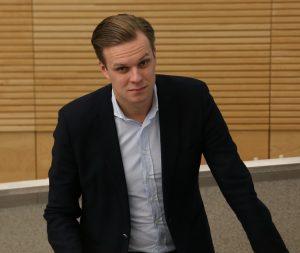 Gabrielius Landsbergis | Alkas.lt, A. Sartanavičiaus nuotr.