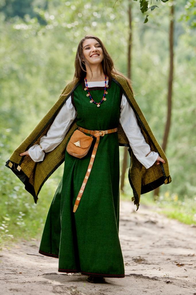 Jotvingė XIII-XIV a. | LNKC nuotr.