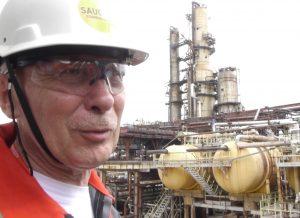 """Mokslo sriuba"": kaip Lietuvoje perdirbama nafta? | LRT.lt nuotr."