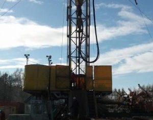 Naftos gręžinys   am.lt nuotr.